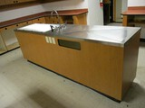 Stainless Steel Top - Cleaning Table