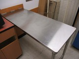Stainless Steel Fold Down Exam Table