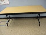 6ft Folding Leg Table