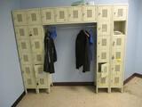 28 Locker Unit