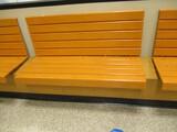 4ft wooden Bench top