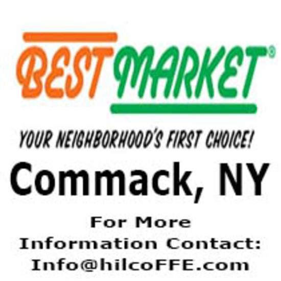 Best Market - Commack, NY - Online Auction