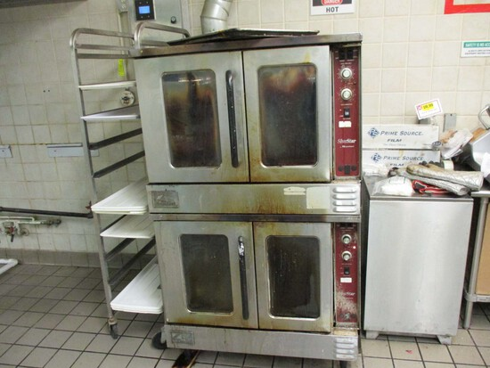 Southbend - Silver Star Double Oven