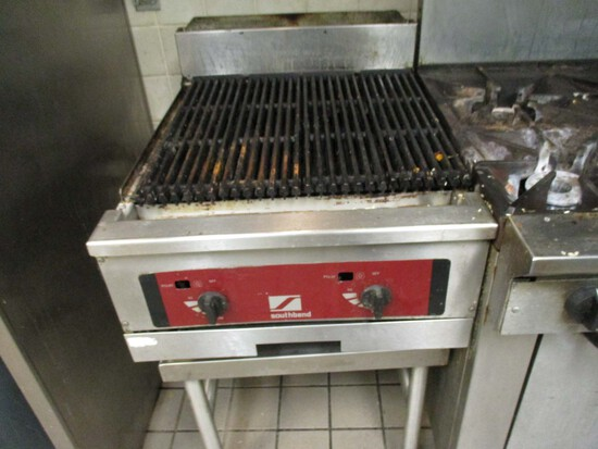 Southbend - 2 Burner Gas Grill