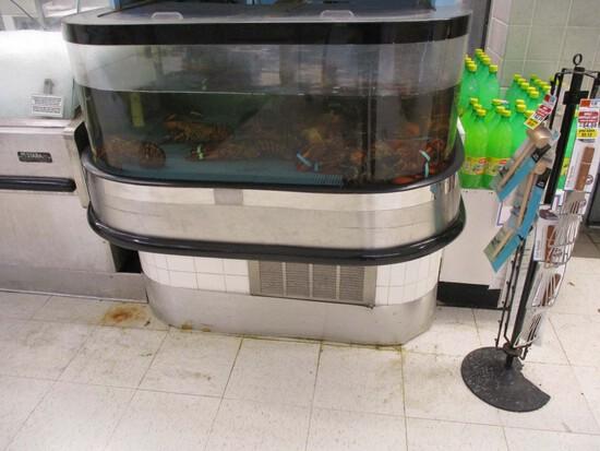 Stark Lobster Tank