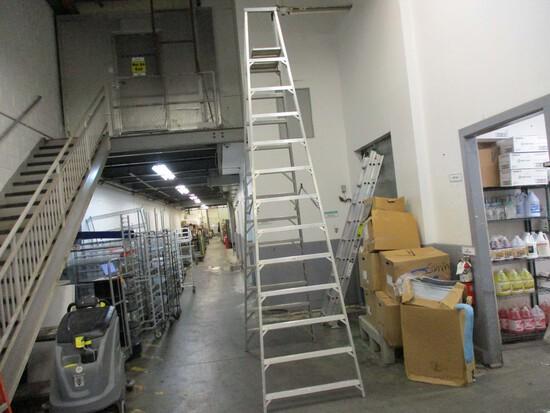 12ft Step Ladder