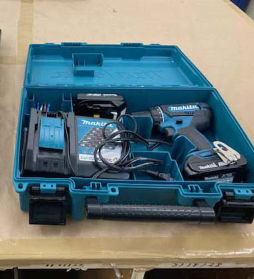 Makita Cordless Drill - 18V