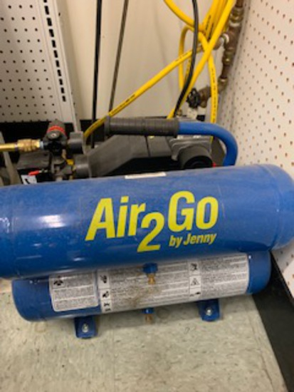 Air2Go by Jenny Air Compressor