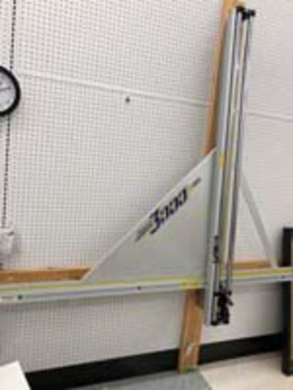 """Fletcher - 60"""" - Wall Mounted Material Cutter"""