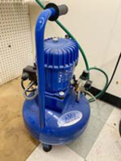 AMS Super Silent Air Compressor with Airline Filter