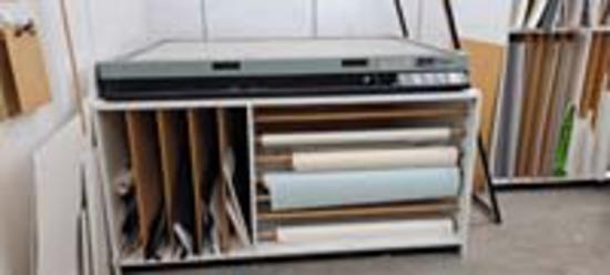 Vacuum Press Cabinet