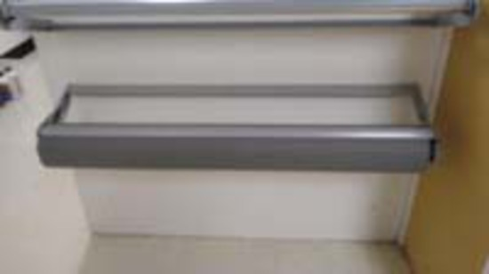 Kraft Paper Roll Holder