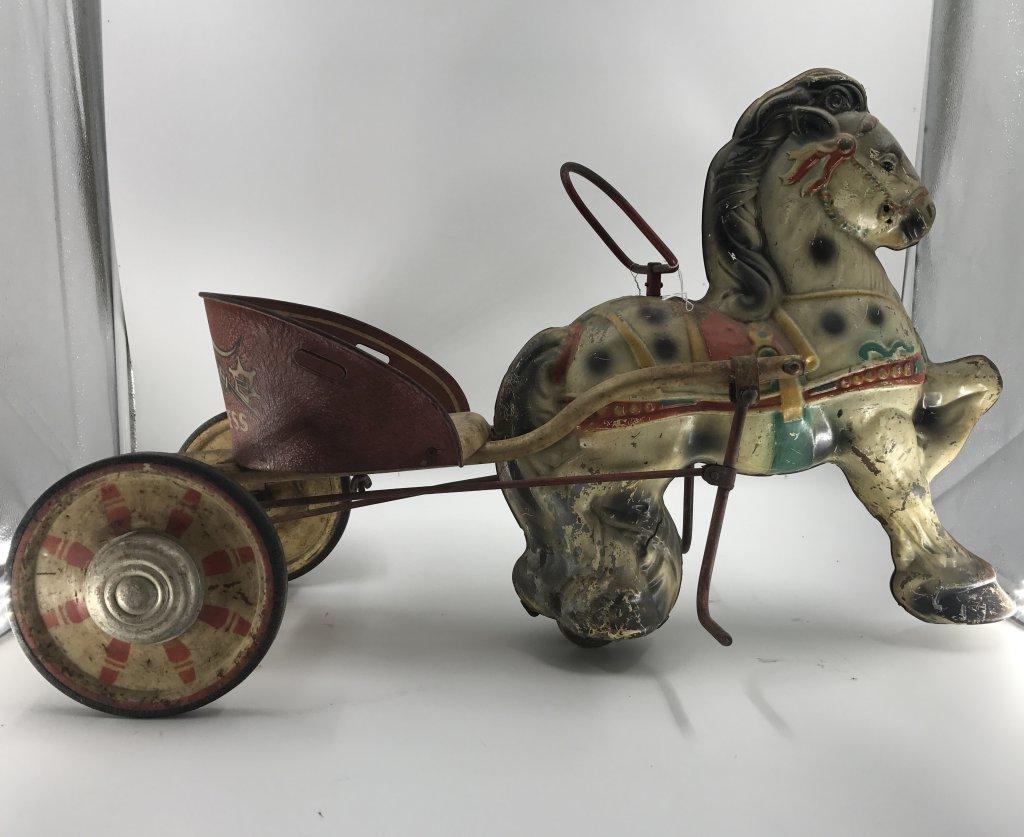 Mobo Pony Express Peddel Horse