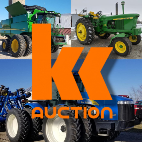 West Central Illinois Machinery Auction
