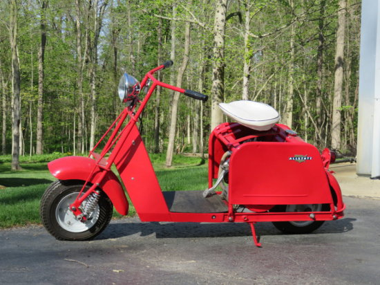 1954 Allstate Scooter
