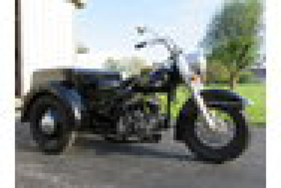 1964 Harley Davidson Servicar