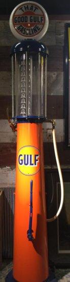 Gulf Visible Gas Pump