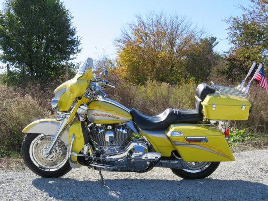 2005 Harley Davidson Electra Glide Screamin Eagle