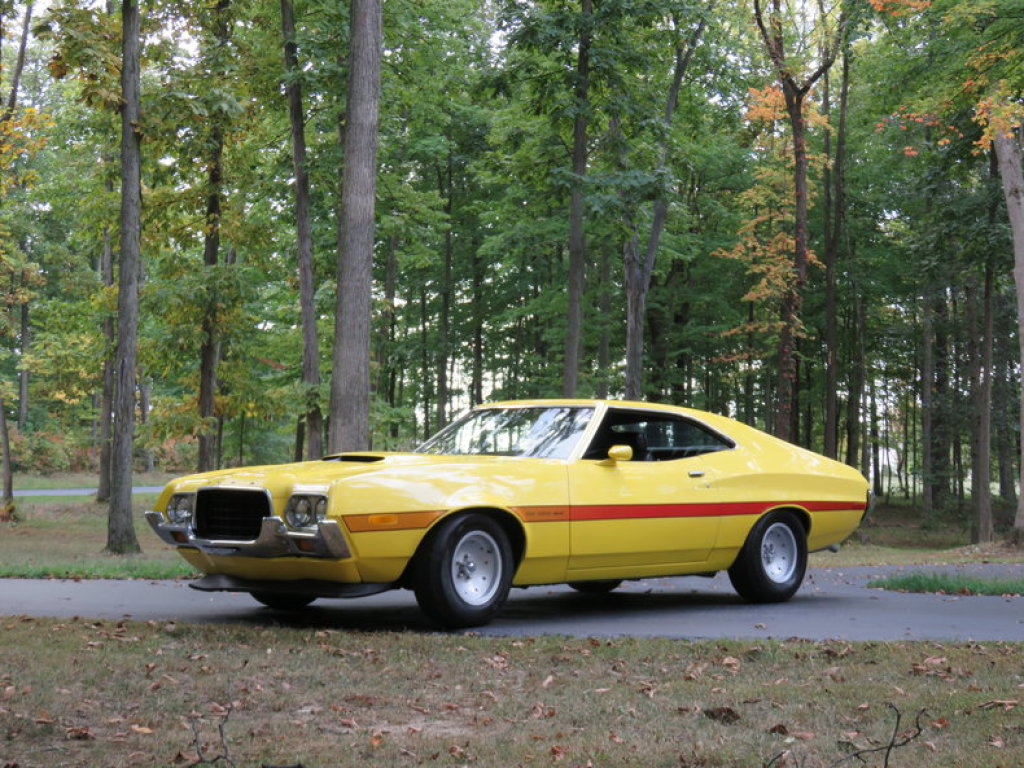1972 Ford Gran Torino Sport Auctions Online Proxibid 1975