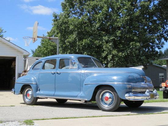 1942 DeSoto Deluxe