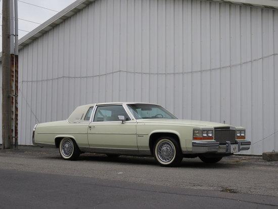 1981 Cadillac Fleetwood Brougham