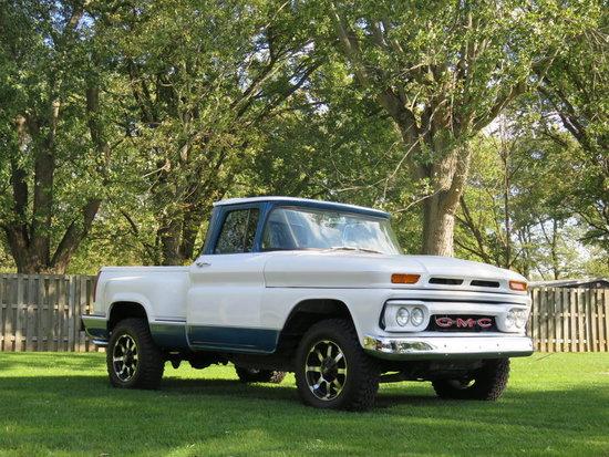 1962 GMC Sierra