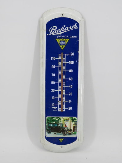 Packard litho thermometer 1950s