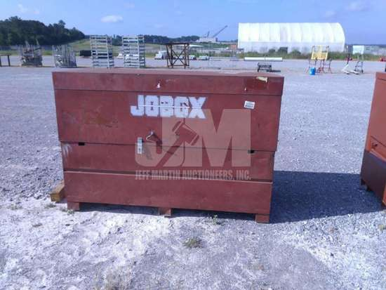 JOBOX-GANGBOX, QTY (1 EACH ), CONDITION UNKNOWN/AS IS , ***THIS