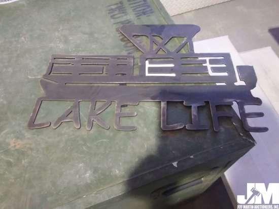 LAKE LIFE WALL DECOR