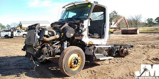 2013 INTERNATIONAL LF687 VIN: 3HSDJSJR4DN152035 S/A DAY CAB TRUCK TRACTOR