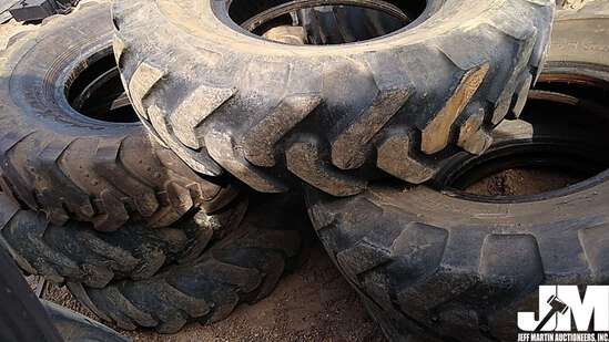 (6) 14.00-24 TIRES, ***COUNTY OWNED***
