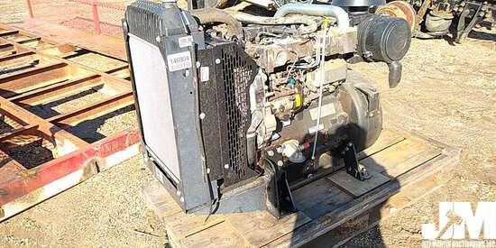 2012 CATERPILLAR C4.4 SN: C4Z08504 ENGINE