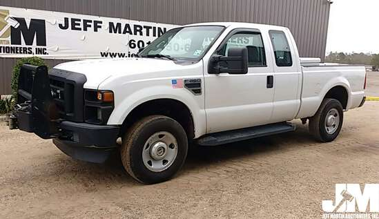2009 FORD F-250XL SD VIN: 1FTSX21509EA50911