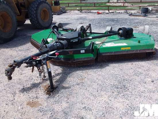 LAND PRIDE RC2512 SN: 929064 BATWING MOWER