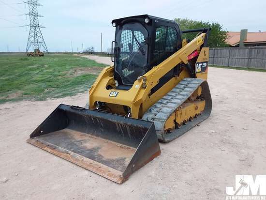 2017 CATERPILLAR 299D2 XPS SN: CAT0299DCFD202782 MULTI TERRAIN LOADER