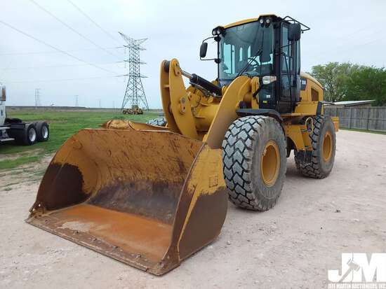 2014 CATERPILLAR 924K SN: PWR03083 WHEEL LOADER