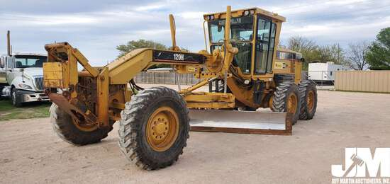 2003 CATERPILLAR 120H SN: CAT0120HCCAF00252 MOTORGRADER