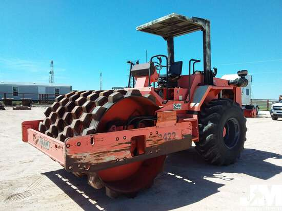 1999 HAMM 2422 DS SN: 42841 SINGLE DRUM VIBRATORY ROLLER