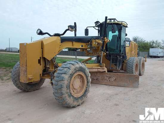 2012 CATERPILLAR 140M2 AWD SN: CAT0140MPR9G00101 MOTORGRADER