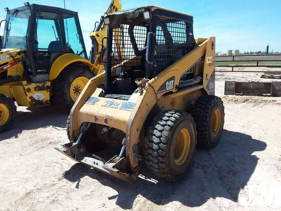 2007 CATERPILLAR 236B SN: CAT0236BPHEN06204 SKID STEER
