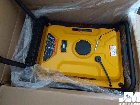 (UNUSED) POWER TRAIN PTG-3500 PORTABLE GENERATOR
