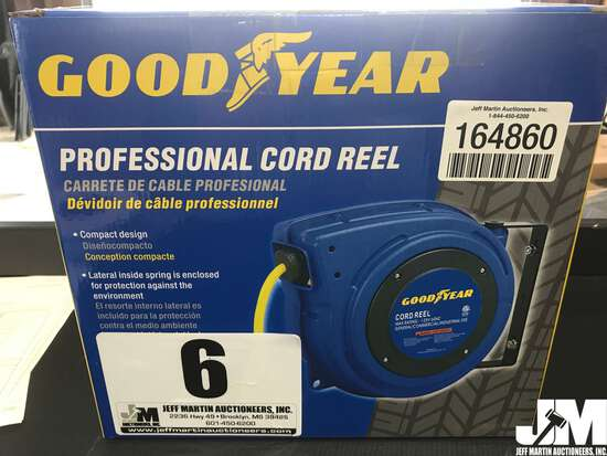 (UNUSED) GOODYEAR PRO CORD REEL