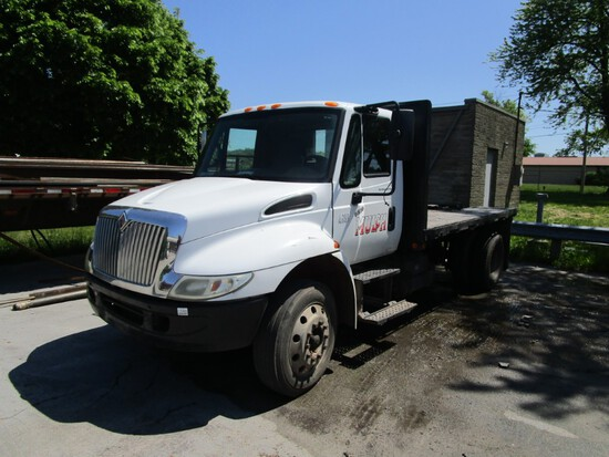 Central Ohio Heavy Equipment & Truck Auction