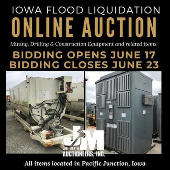 Iowa Insurance Co Flood Liquidation Auction