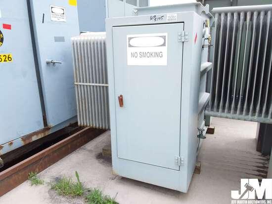 SUNBELT TRANSFORMER/POWER DISTRIBUTION CENTER 1000KVA, ***ITEM DAMAGED IN 2019 IOWA