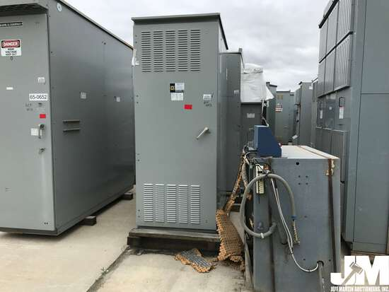 SQUARE D SERVICE DISCONNECT, 1600AMP, ***ITEM DAMAGED IN 2019 IOWA