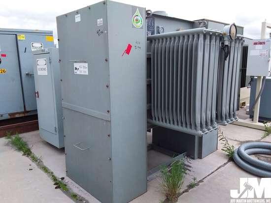 TRANSFORMER/POWER DISTRIBUTION CENTER 750KVA, ***ITEM DAMAGED IN 2019 IOWA FLOOD,