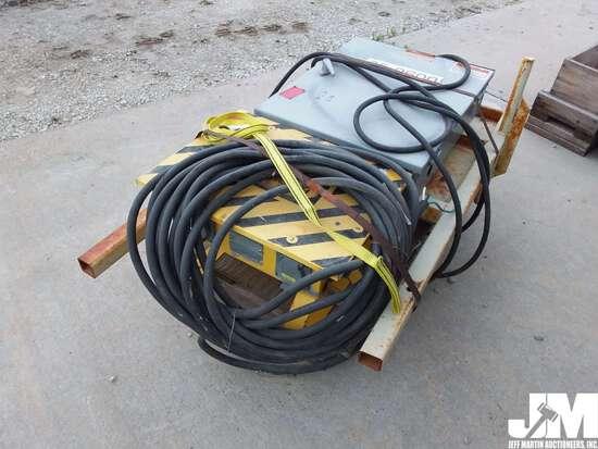 UNDERGROUND ELECTRICAL POWER BOX/SWITCH, ***ITEM DAMAGED IN 2019 IOWA FLOOD,