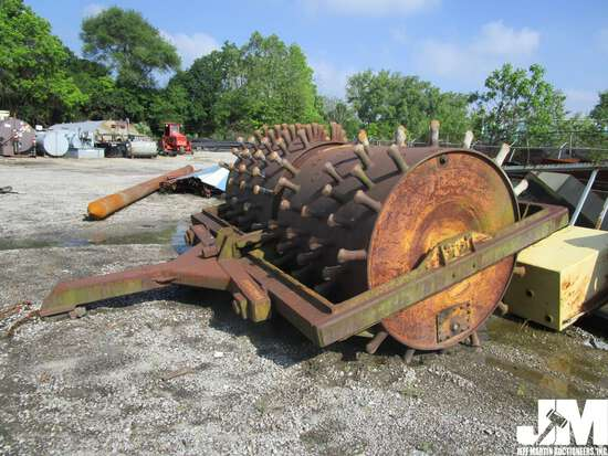 BROTHERS PULL TYPE ROLLER