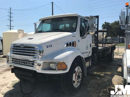 2005 STERLING T93 S/A FLATBED